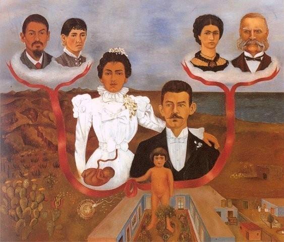 Фрида Кало (Frida Kahlo). Изображение № 22.
