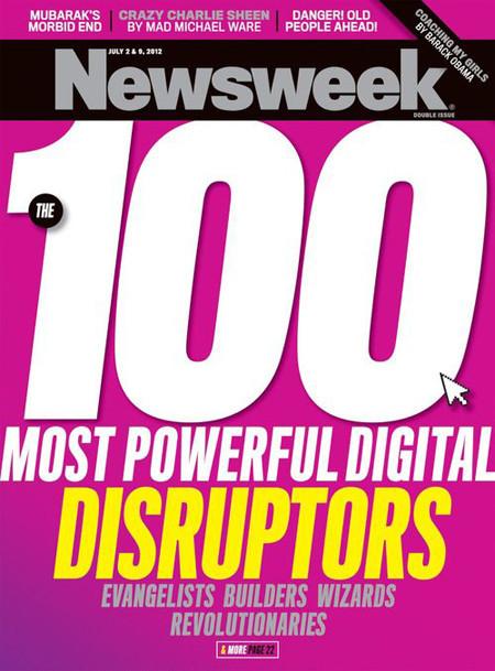 Обложки недели: Bloomberg Businessweek, NME, Huck, Hypebeast. Изображение № 4.