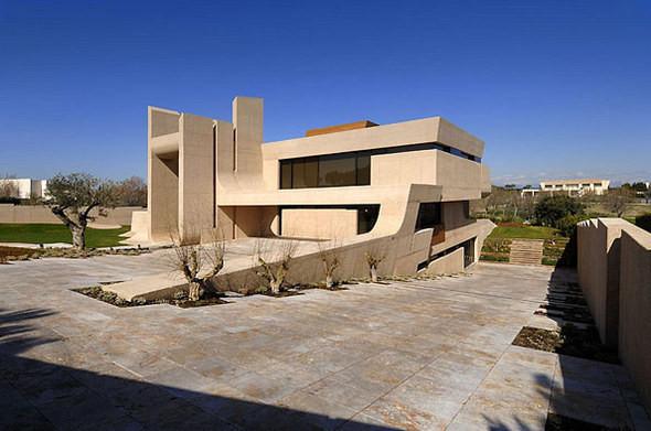 Изображение 3. Дом в Мадриде от студии A-cero.. Изображение № 3.