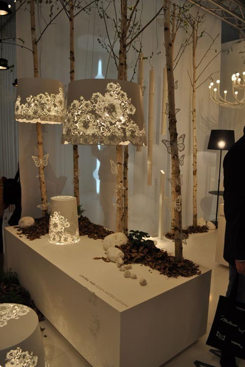 Лампы на Миланской Неделе Дизайна 2010. Изображение № 10.