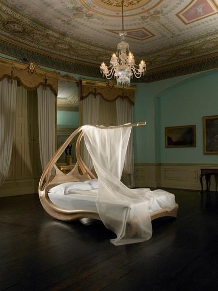 Кровать Enignum - врата в ваши мечты. Изображение № 4.