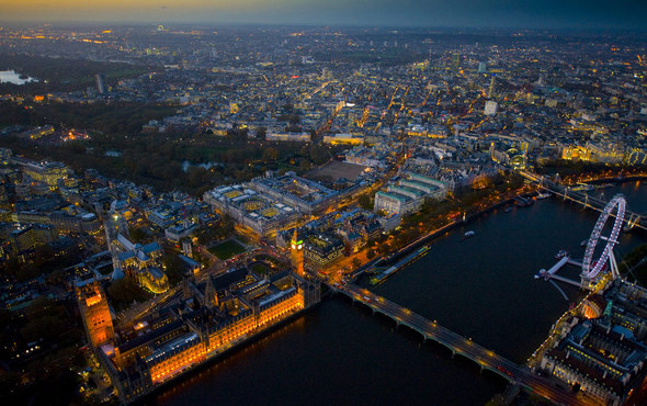 London From Above. Изображение № 24.