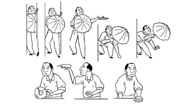 Анимация дня: японец, морской дух и груз прошлого. Изображение № 21.