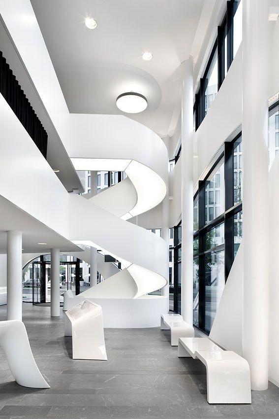 Технологический центр медицинской науки - Берлин. Изображение № 14.