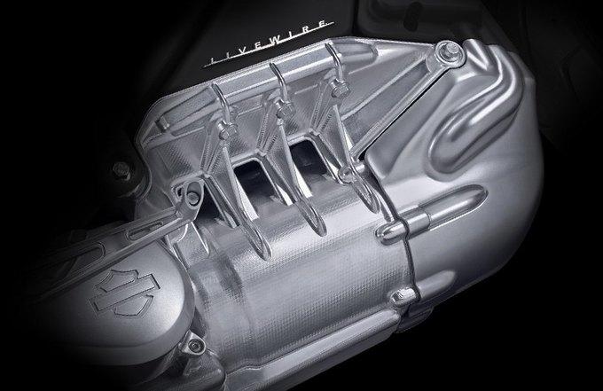 Harley-Davidson показал свой первый электробайк. Изображение № 14.