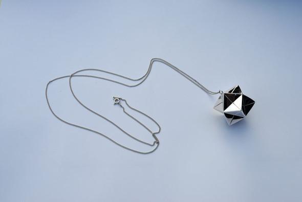 Origami Jewellery. Изображение № 10.