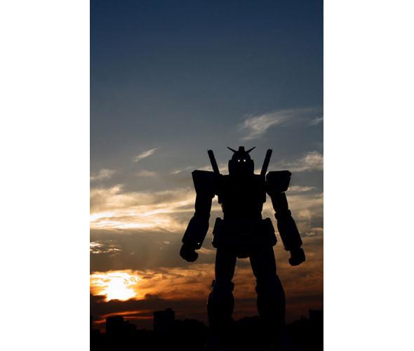 Суперроботы на вооружении у Японии. Изображение № 6.