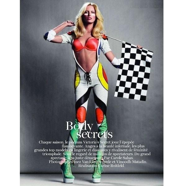 Изображение 45. Съемки: i-D, Interview, POP и Vogue.. Изображение № 35.