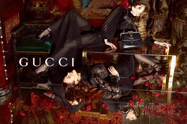 Вышли новые кампании Gucci, Eleven Paris, Forever 21, Moschino и Tomboy. Изображение № 25.