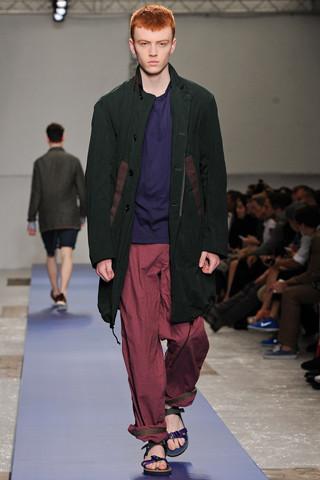 Неделя мужской моды в Париже: День 2. Изображение № 28.
