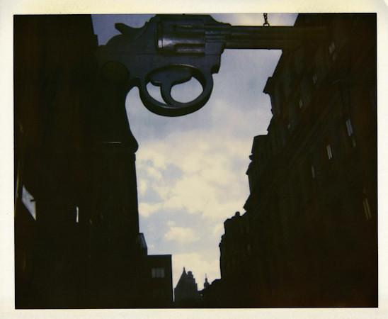 20 фотоальбомов со снимками «Полароид». Изображение №21.
