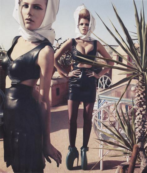 Марокканские каникулы(Vogue Paris'10). Изображение № 1.