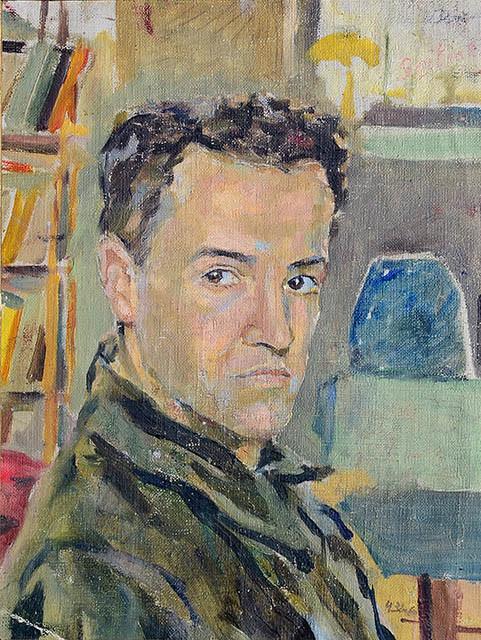 Художник Исай Михайлович Зейтман (1899 – 1996). Изображение № 1.