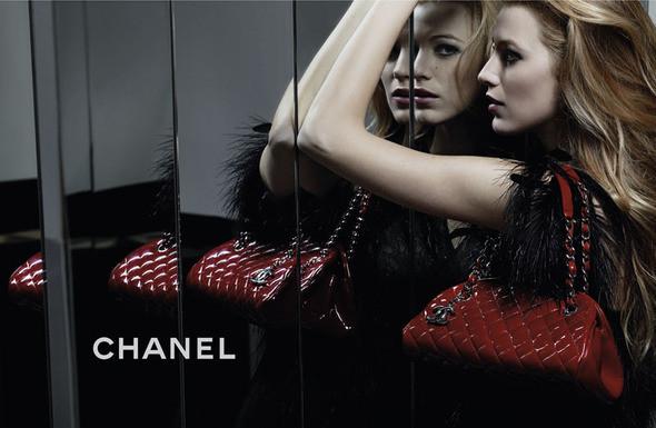 Изображение 22. Рекламные кампании: Yves Saint Laurent, Chanel и другие.. Изображение № 32.