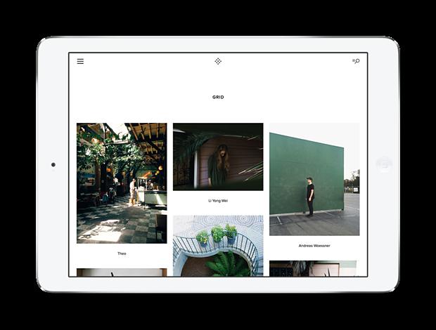 VSCO выпустила приложение для iPad и платформу Journal. Изображение № 4.