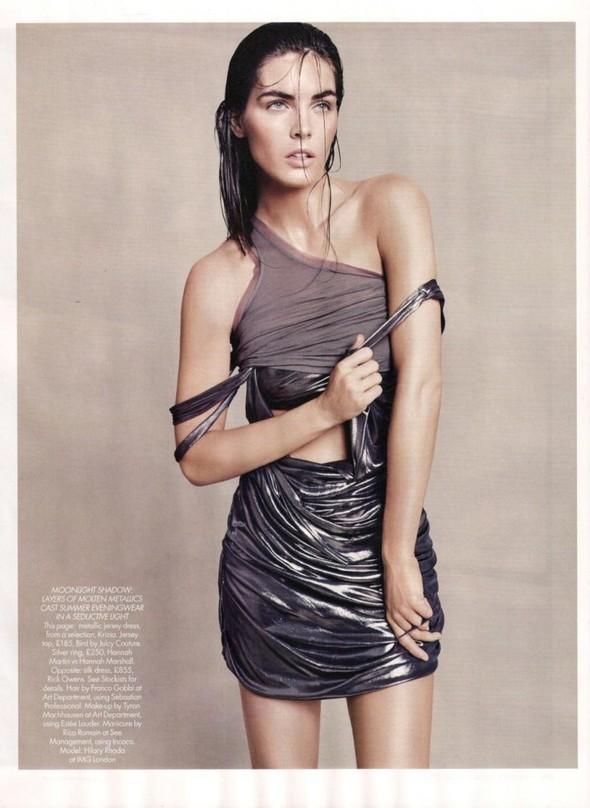 5 новых съемок: Elle, Harper's Bazaar, Numero и Vogue. Изображение № 22.