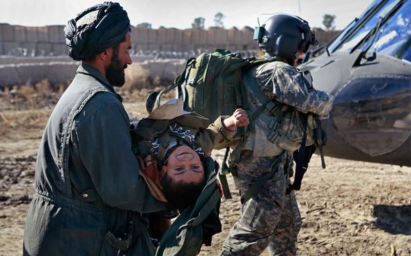 Афганистан. Военная фотография. Изображение № 43.