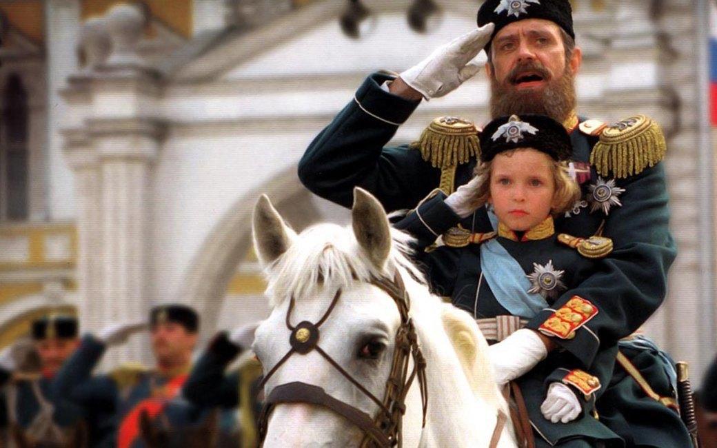 Кадр из фильма «Сибирский цирюльник», 1998. Изображение № 2.