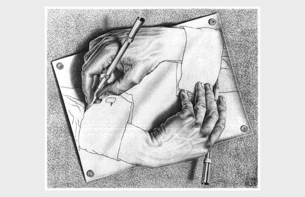 Икона эпохи: Мауриц Корнелис Эшер. Изображение № 5.
