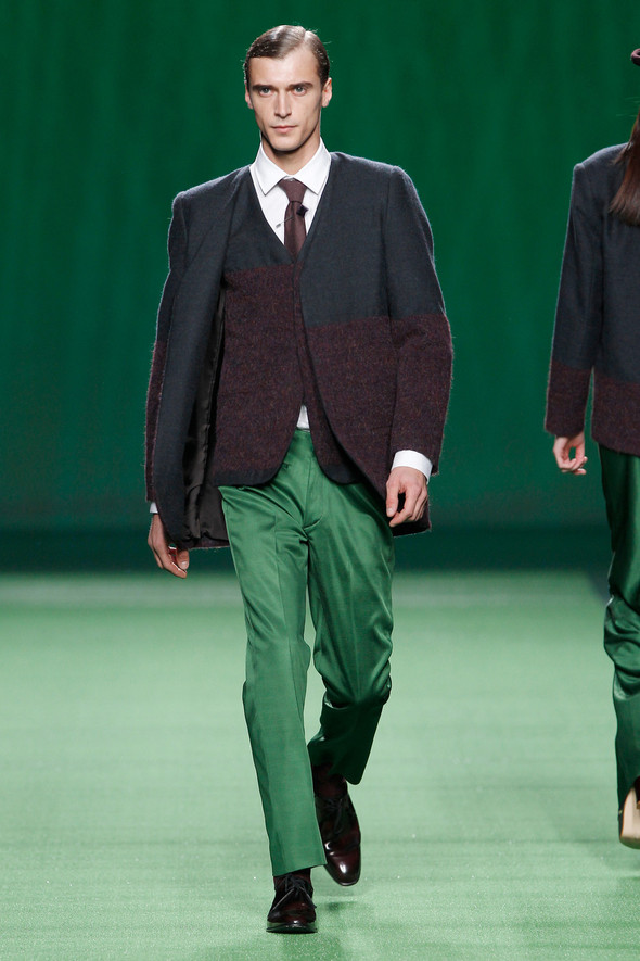 Madrid Fashion Week A/W 2012: Martin Lamothe. Изображение № 5.