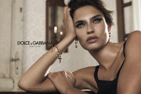 Кампания: Бьянка Балти для Dolce & Gabbana. Изображение № 8.