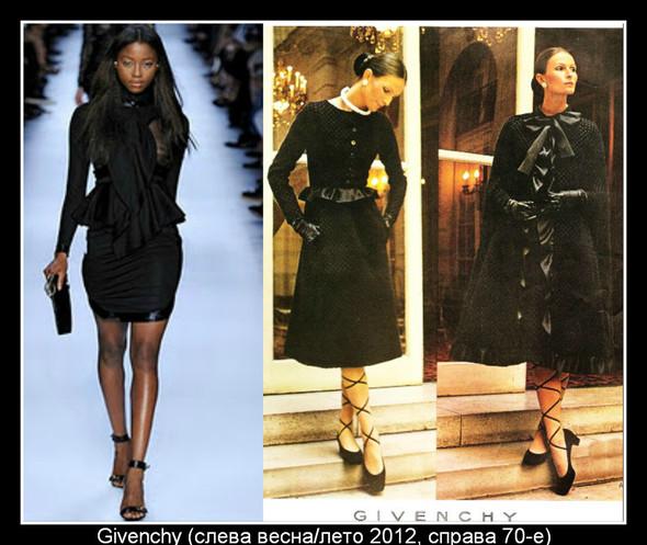 Модные традиции или где черпают свое вдохновение дизайнеры?. Изображение № 5.