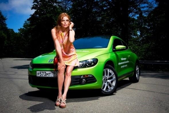 Изображение 3. Марка Volkswagen стала официальным автомобильным спонсором XXII-го Открытого кинофестиваля Кинотавр.. Изображение № 3.