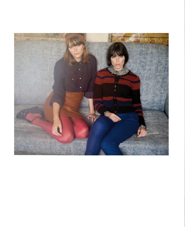 Лукбук: Sessun, коллекция осень-зима 2011/12. Изображение № 20.