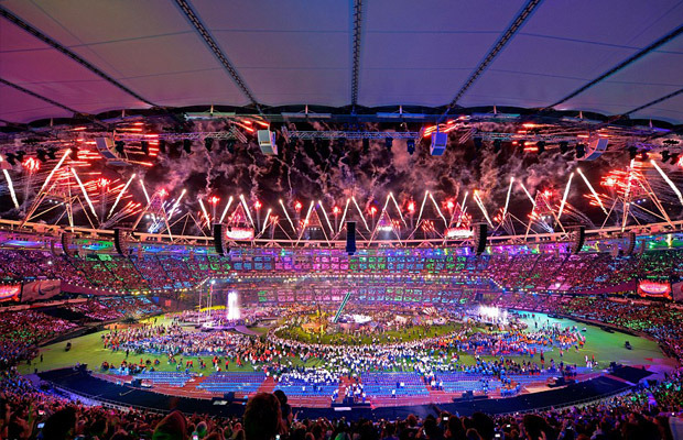 Coldplay, Джей-Зи и Рианна выступили вместе на закрытии Паралимпиады. Изображение № 5.