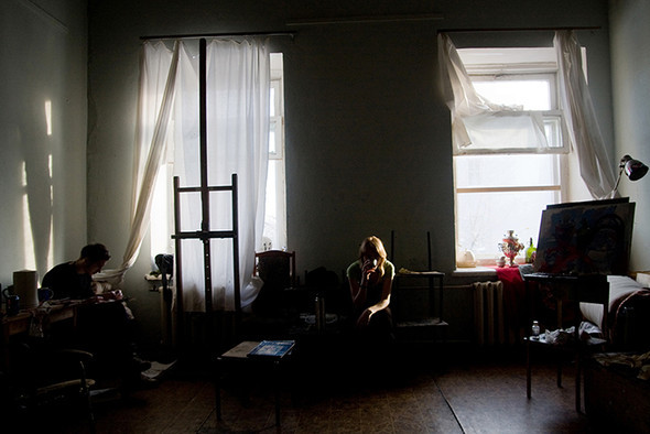 Алексей Ванюшкин - летописец поколения двадцатилетних. Изображение № 4.