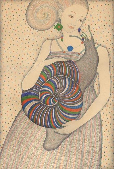 Творчество Екатерины Гончаровой. Изображение № 8.