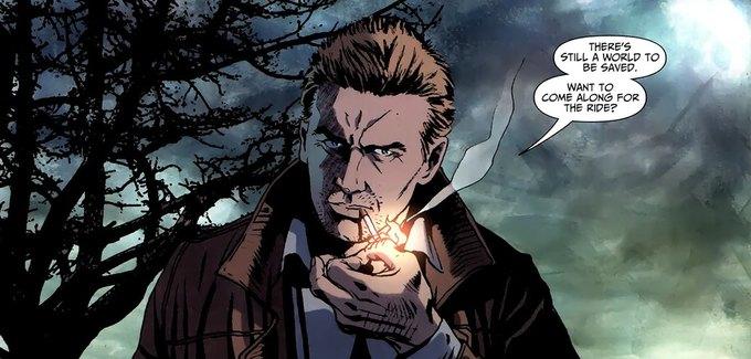Сценарист «Бэтмена» работает над сериалом о Джоне Константине. Изображение № 1.