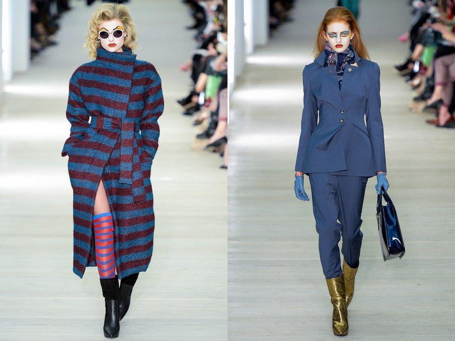 Неделя моды в Лондоне:  Дни 2 и 3. Изображение № 19.