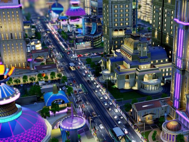 SimCity. Изображение № 2.