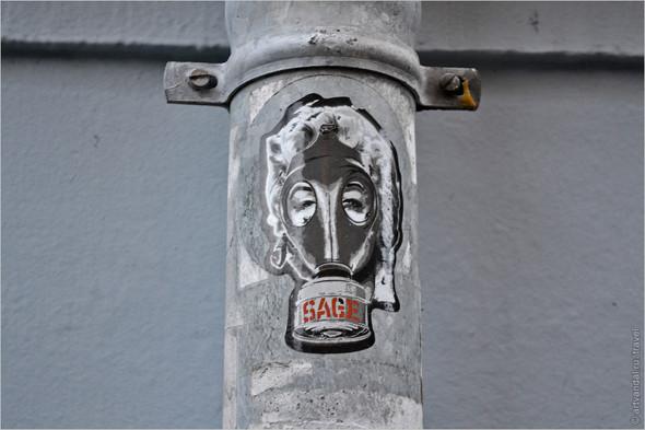 Стрит-арт и граффити Амстердама, Нидерланды. Изображение № 17.