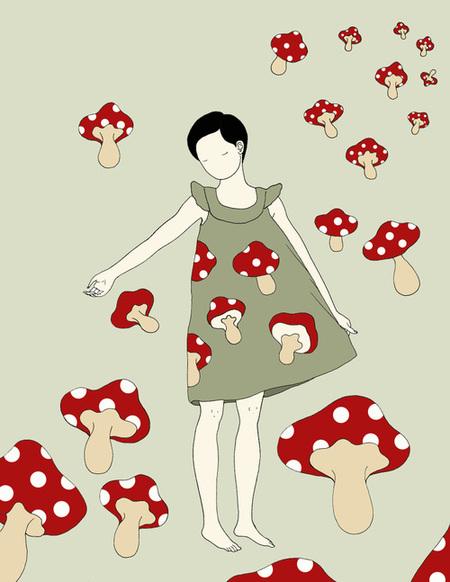 Уроки рукоделия отчудо художницы Elsa Mora. Изображение № 14.