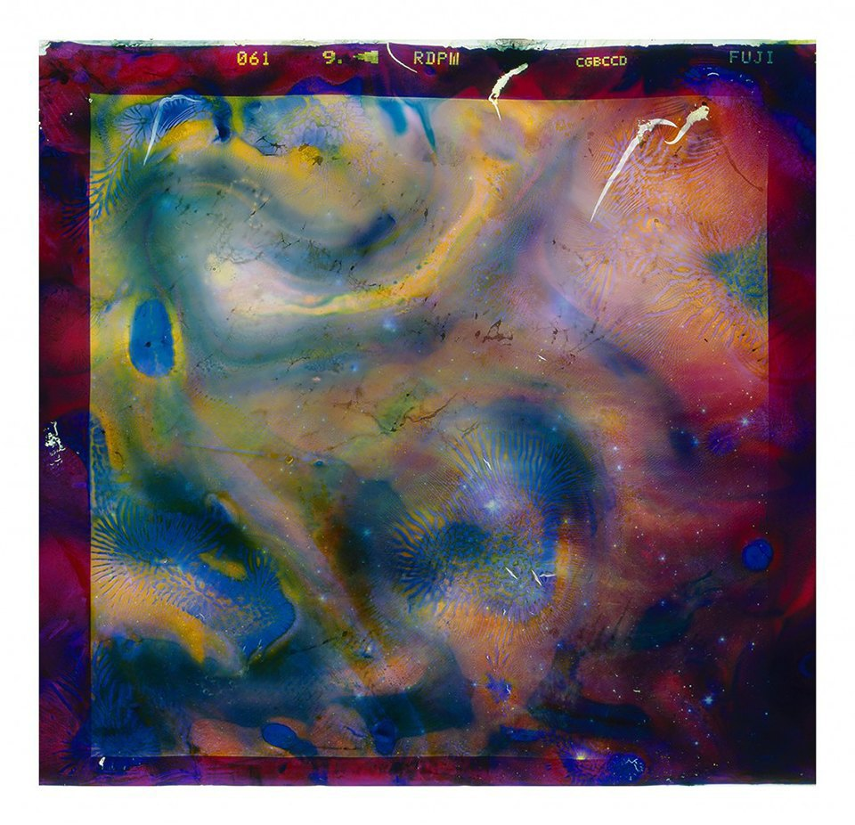 Космические пейзажи, созданные бактериями . Изображение № 14.