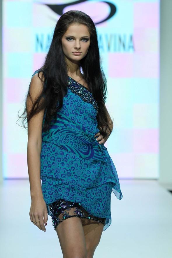 Показ коллекции «Флюиды» модного дома «Nadia Slavina». Изображение № 20.