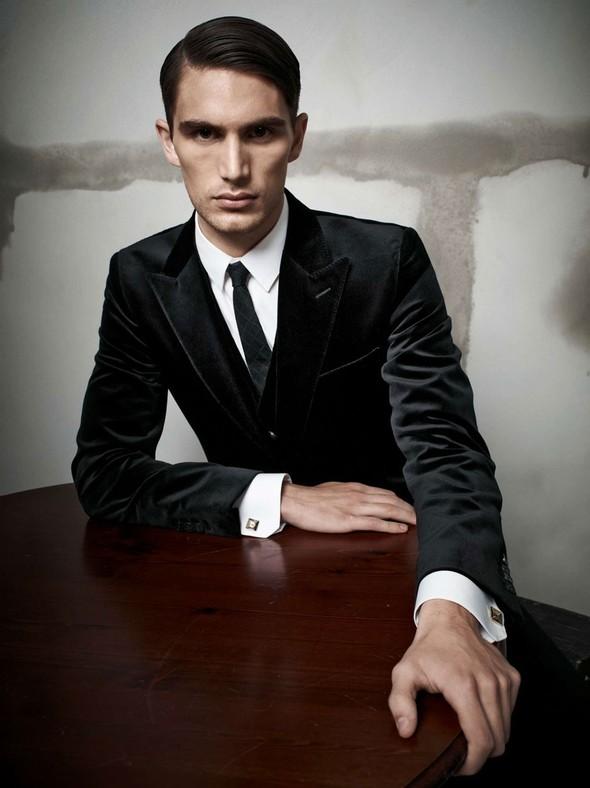 Лукбук: Dolce & Gabbana FW 2011 Men's. Изображение № 13.