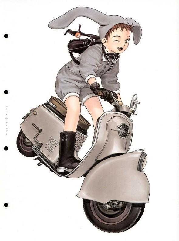 Range Murata. Изображение № 36.