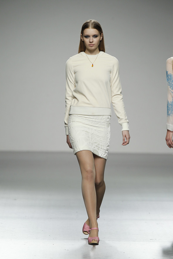 Madrid Fashion Week A/W 2012: River William. Изображение № 4.