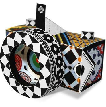 Изображение 2. Corbis World Pinhole Camera.. Изображение № 1.