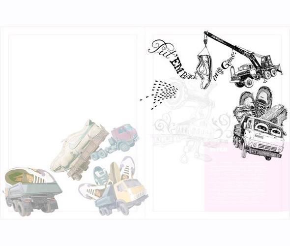 Личный опыт: 5 российских иллюстраторов, которые работают для зарубежных проектов. Изображение № 73.