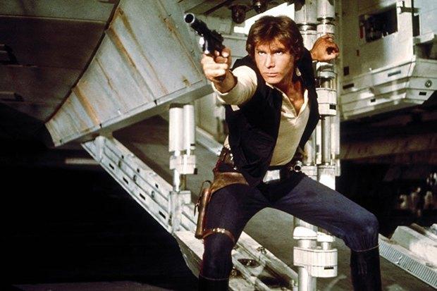 Хан Соло в фильме «Звёздные войны — Эпизод IV: Новая надежда». Изображение № 1.