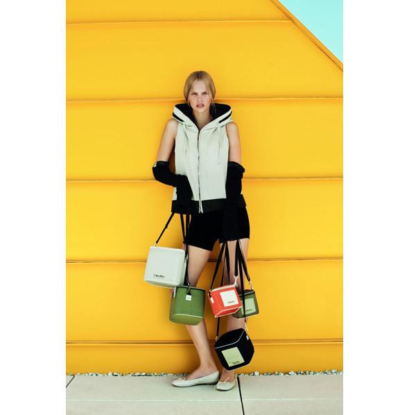 Изображение 8. Рекламные кампании: Lacoste, S by Max Mara, YSL и другие.. Изображение № 8.
