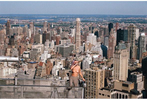 Тим Барбер. Талант от Нью-Йорка. Изображение № 49.