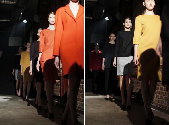 Изображение 11. Bezous FW 2011: брюки со стрелками и платья-футляры.. Изображение № 11.