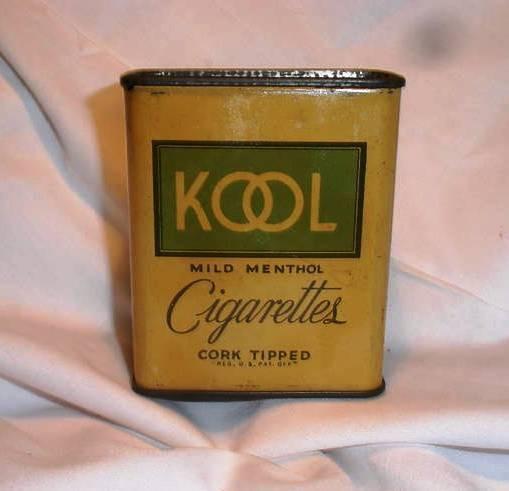 Изображение 1. Ретроспектива сигаретной пачки.. Изображение № 1.