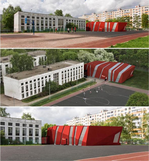 Архитекторы бьются за школу. Изображение № 6.