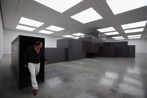 В Лондоне представят 100-тонную скульптуру-лабиринт. Изображение № 1.